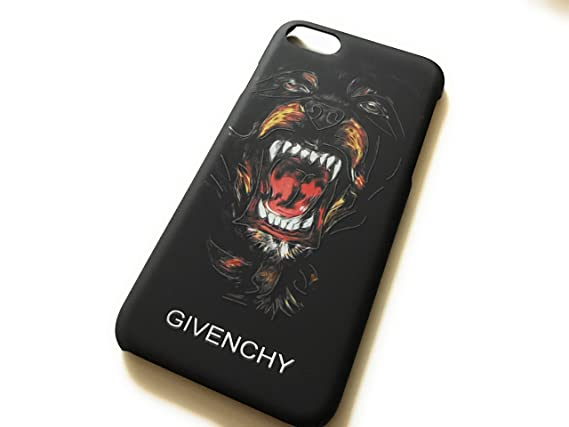 sale retailer fd2d4 81259 Givenchy Rottweiler Graphic TPU Hard Case Cover Skin iPhone 7 ...