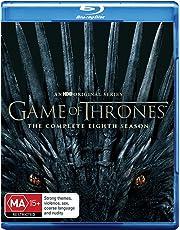 Game Of Thrones: Season 8 (Blu-ray)