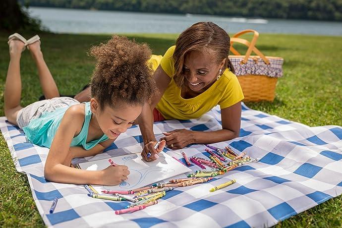 金盒特价 Crayola 绘儿乐 经典8色 大号蜡笔套装 400支 3.4折$23.71 海淘转运到手约¥471 中亚Prime会员免运费直邮到手约¥272