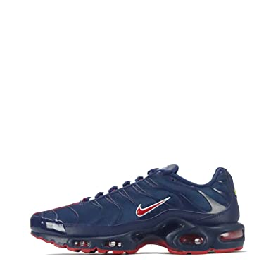 pretty nice a8ac5 1c96a Nike Air Max Plus Tuned Mens Trainers, Multicolour (Midnight Navy / Univer  400)