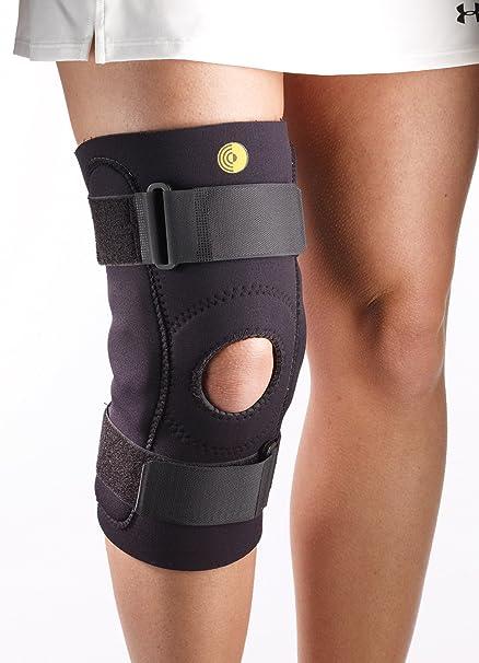 edea6c0d7c Amazon.com: Corflex Hinged Knee Sleeve OP POP 3/16
