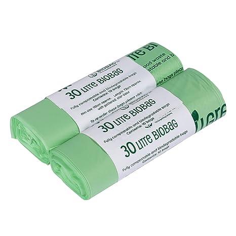 Amazon.com: All-Green – Bolsas biodegradables (, Paquete de ...