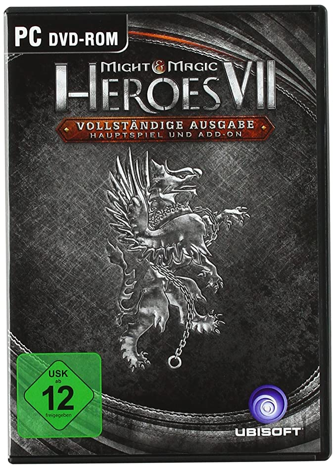 Might & Magic Heroes VII - Complete Edition [Importación Alemana]