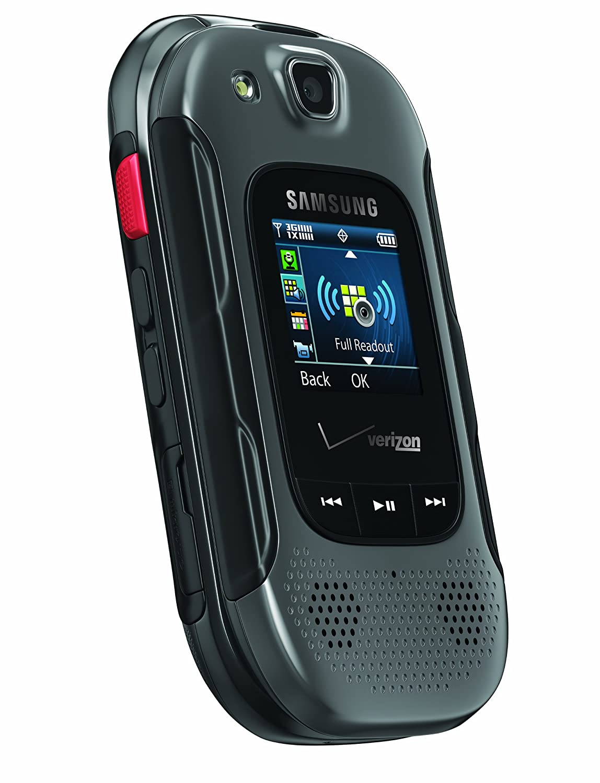 Amazon.com: Samsung Convoy 3, Gray (Verizon Wireless): Cell Phones U0026  Accessories
