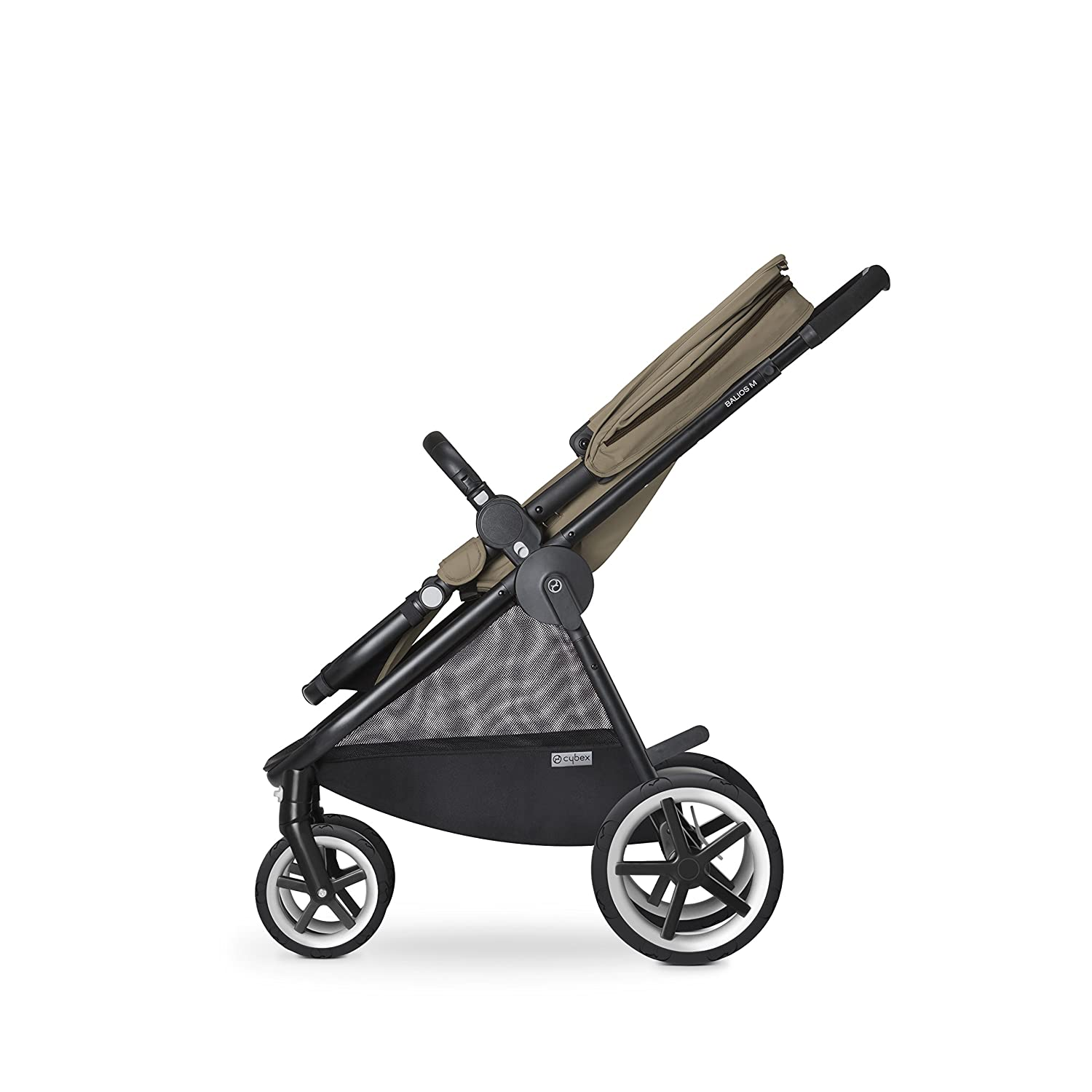CYBEX Balios M Stroller, Grape Juice