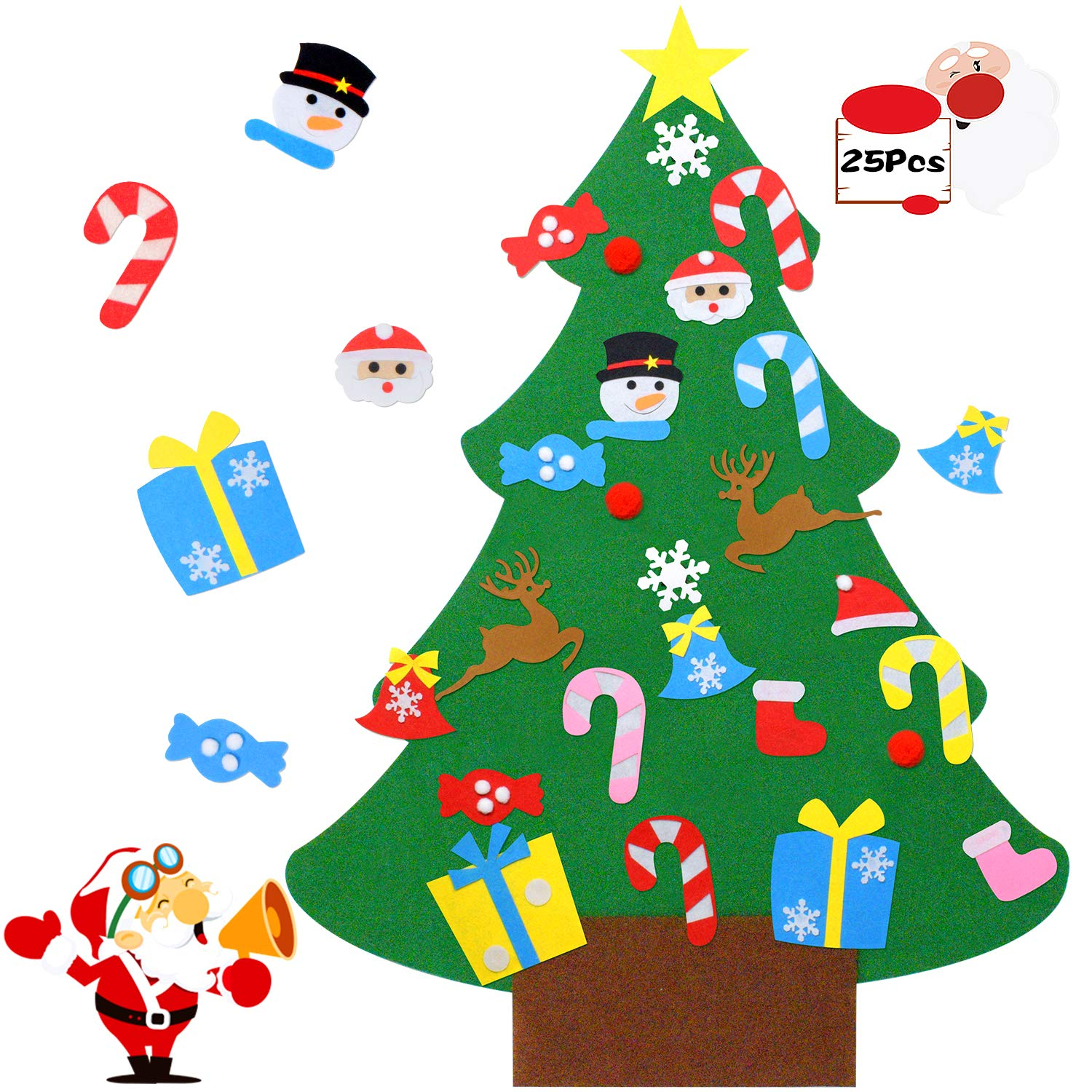 Cute Christmas decoration for kids