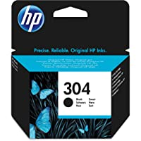 HP N9K06AE 304 Original Ink Cartridge Black, Pack of 1