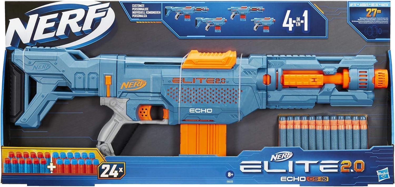 Nerf Elite Echo Cs-10