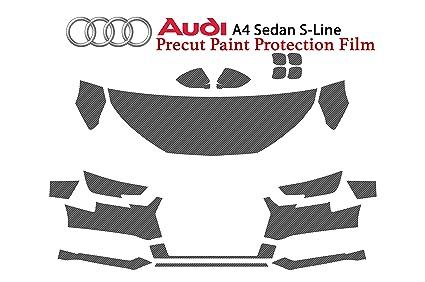Car & Truck Exterior Parts Precut Paint Protection Film Kit fits Audi A5 S5 RS5 2018-2019 Coupe Clear Bra