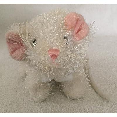 Webkinz Lil'kinz White Mouse: Toys & Games