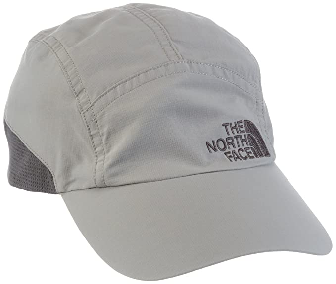 The North Face Sun Shield Gorra de béisbol, Hombre, Gris (Zinc Grey)