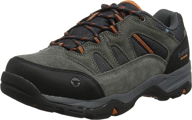 Hi-Tec Banderra II Low WP Wide, Zapatillas de Senderismo para Hombre: Amazon.es: Zapatos y complementos