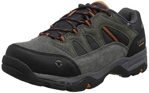 ae998de7efaa1f Hi-Tec Men's Banderra Ii Low Wp Wide Rise Hiking Boots: Amazon.co.uk ...