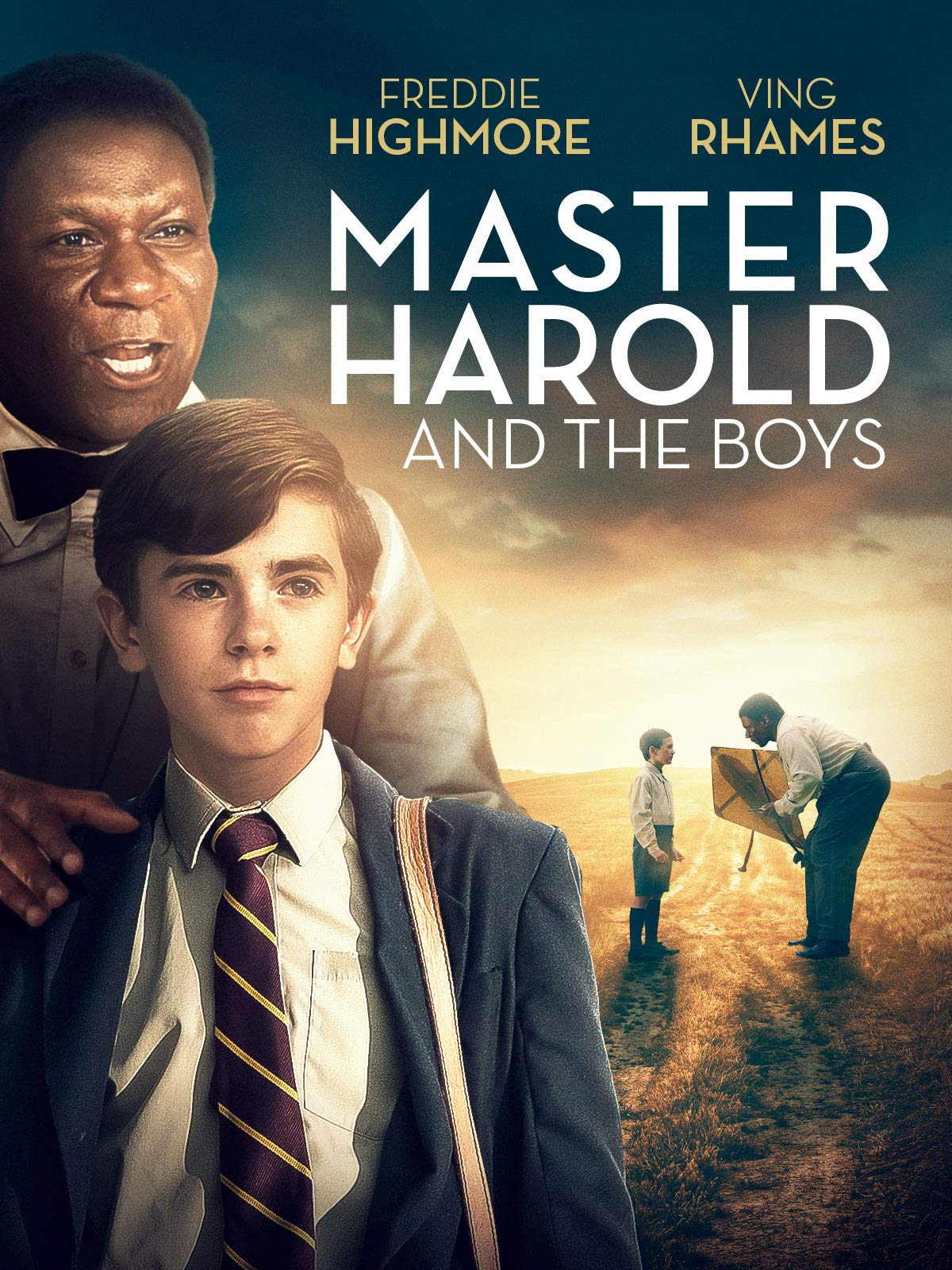 Master Harold and the Boys on Amazon Prime Video UK