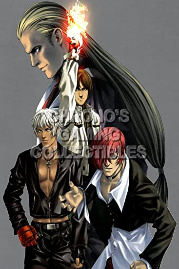 Amazon.com: CGC enorme cartel – King Of Fighters neowave ...