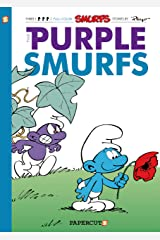 The Smurfs #1: The Purple Smurfs (The Smurfs Graphic Novels) Kindle Edition