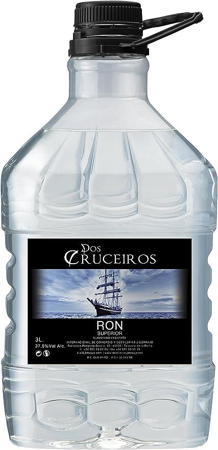 RON BLANCO DOS CRUCEIROS 3L: Amazon.es: Alimentación y bebidas