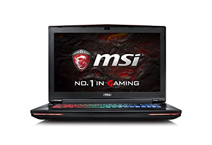 9483492f95cb MSI GT72VR 6RE  quot Dominator Pro quot  040UK 17.3-Inch FHD Gaming Notebook  (