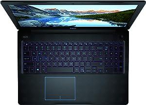 "Leze - Premium TPU Keyboard Skin Cover Compatible with Dell G3 15/17,G5 15, G7 15 Series,15.6"" Dell G3 15 G3579 I3590,G5 G5587 G5590,17.3"" Dell G3 17 G3779 G7790 Gaming Laptop - Purple"