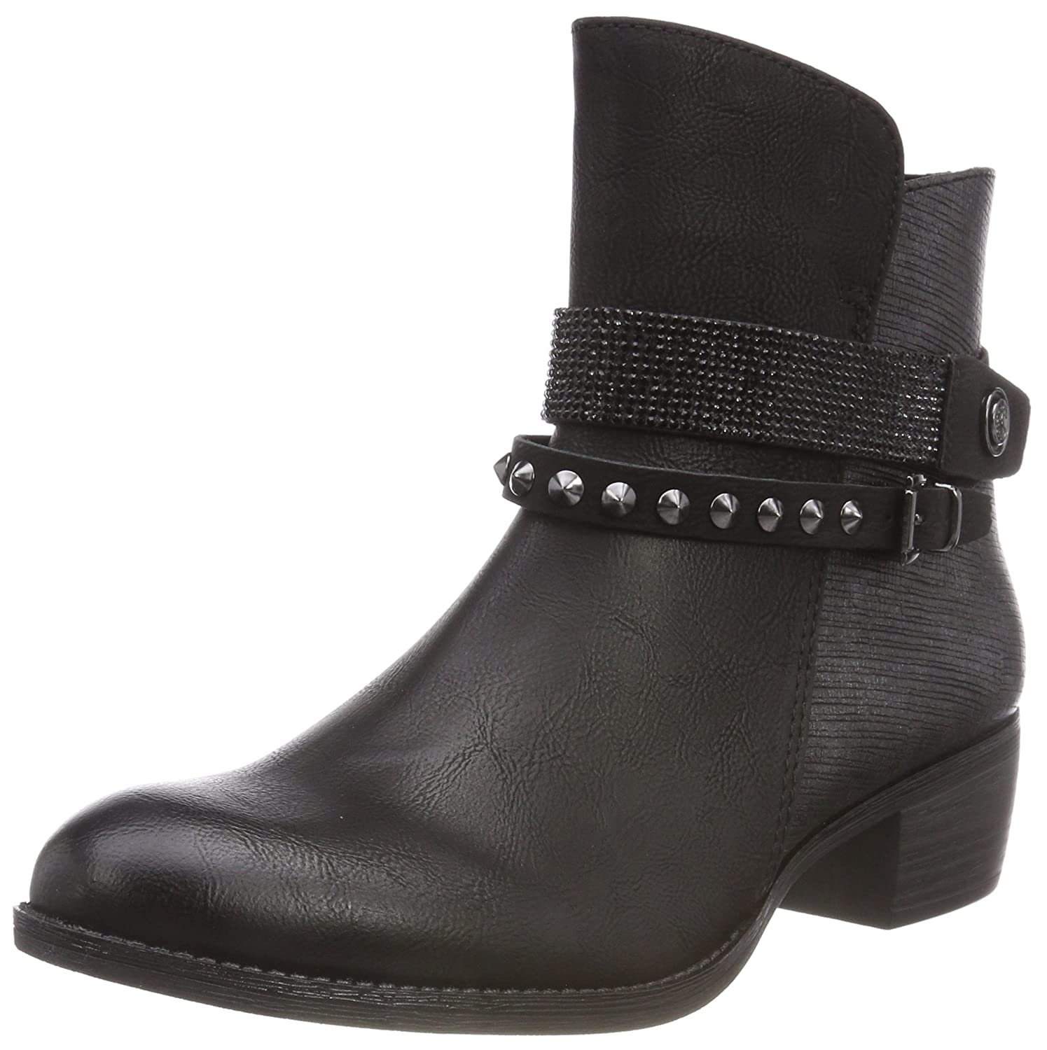 41c422be890 MARCO TOZZI Women's 2-2-25306-31 096 Ankle Boots
