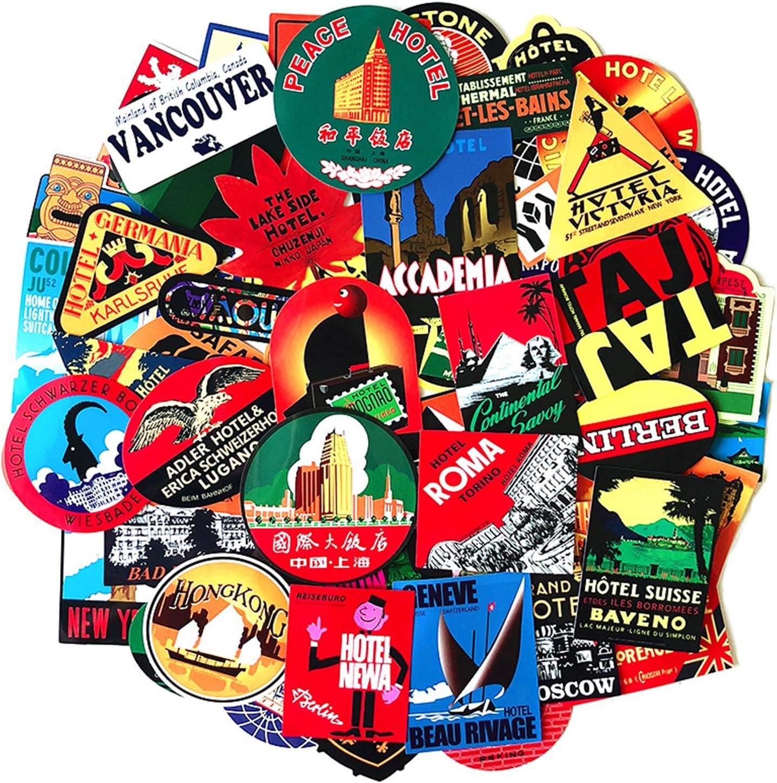 2 x Scuba Diver Vinyl Sticker Laptop Travel Luggage Car #6377