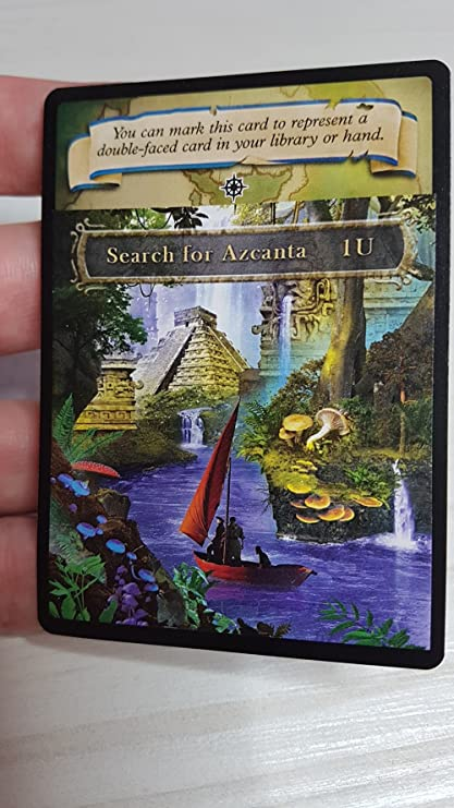 Amazon com: GnD Cards 1x Altered Checklist for Search for