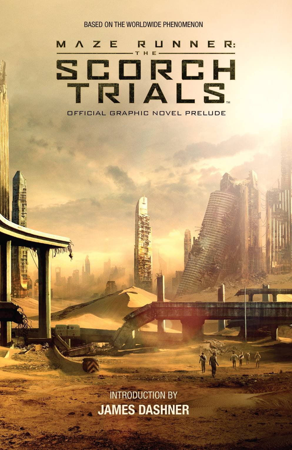 trials Maze runner movie scorch