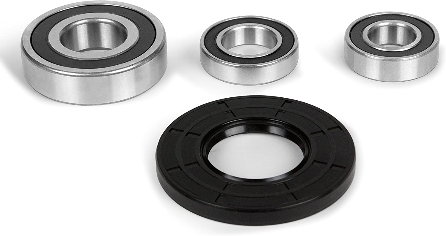 W10253856 GE chargement frontal lave Bearing /& Seal Kit W10253866