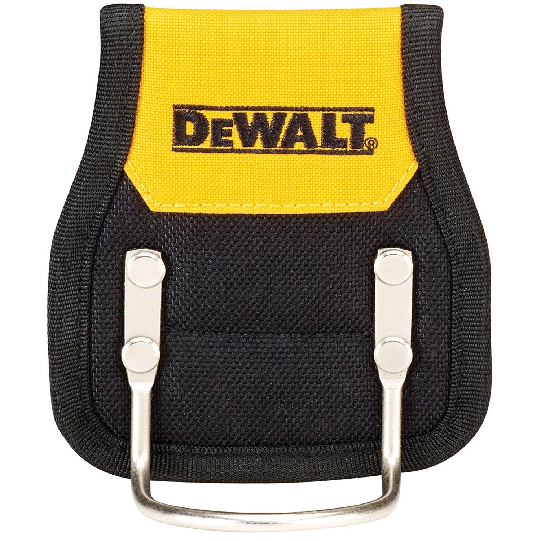 Dewalt DEW175662 Tool Pouches & Work Belts, Yellow/Black, Set of 1