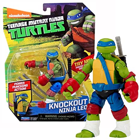 Amazon.com: Playmates Year 2016 Nickelodeon Teenage Mutant ...