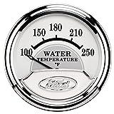 Auto Meter 880353 Ford Racing Series Electric Water Temperature Gauge