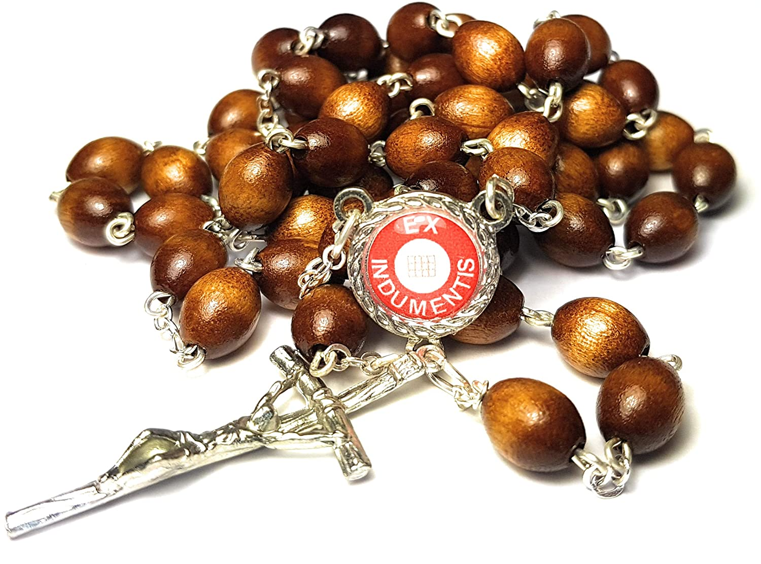 babies infants Relic Rosary 3rd class Saint Philomena Children Children Mary youth sterility lost causes Cherry priests The Universal Living Rosary Association Santa Filomena virgins