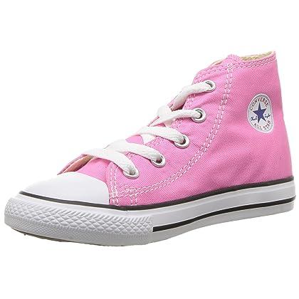 80d440a08881 Converse Kids  Chuck Taylor All Star Canvas High Top Sneaker