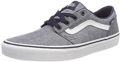 dfc44e2bf8df Vans Men s Chapman Stripe Sneakers  Buy Online at Low Prices in ...