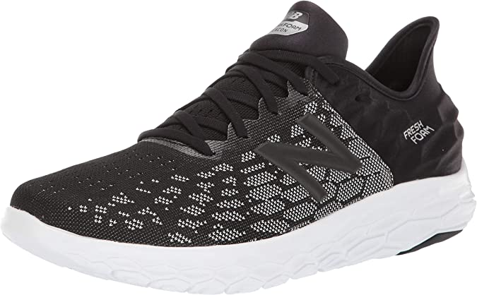 New Balance - Beacon V2 Fresh Foam - Zapatilla para correr, para hombre, Negro (Black/Orca), 45 EU: Amazon.es: Zapatos y complementos