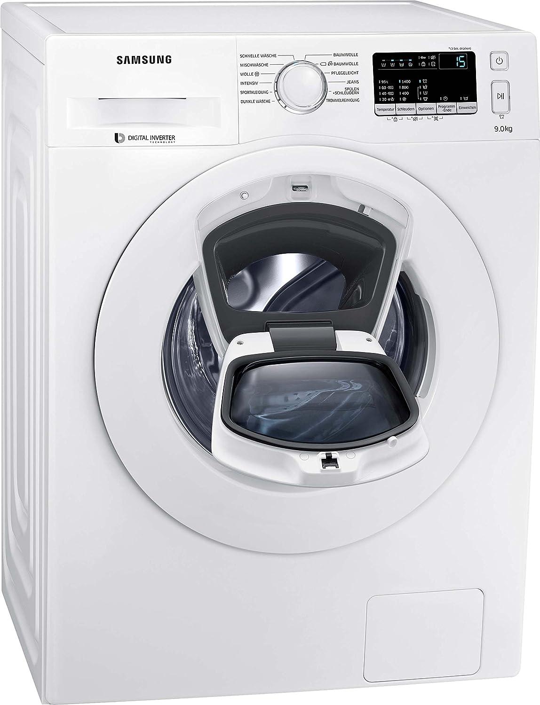 Samsung WW90K4420YW Independiente Carga frontal 9kg 1400RPM A+++ ...
