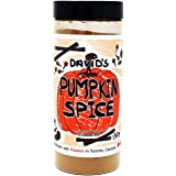 David's Condiments Pumpkin Pie Spice 130g (4.6 oz)   Warm Spicy & Sweet Flavour, Perfect for Fall & Holiday Recipes, Salt & P