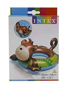 Flotador hinchable de mono, de Intex