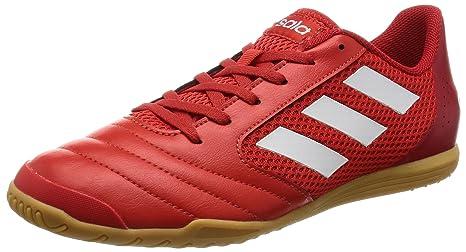timeless design e089c 4d381 adidas Ace 17.4 Sala, Botas de fútbol para Hombre, Rojo (Red FTWR