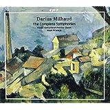 ミヨー:交響曲全集(5枚組ボックス・セット) (Milhaud: The Complete Symphonies)