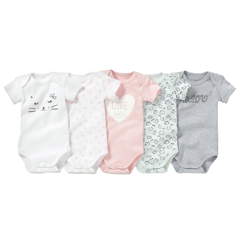 La Redoute - Pijamas enteros - Manga corta - para bebé niña multicolor 3 Años (94 cm): Amazon.es: Ropa y accesorios