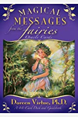 Magical Messages from the Fairies Oracle Cards: A 44-Card Deck and Guidebook Cards