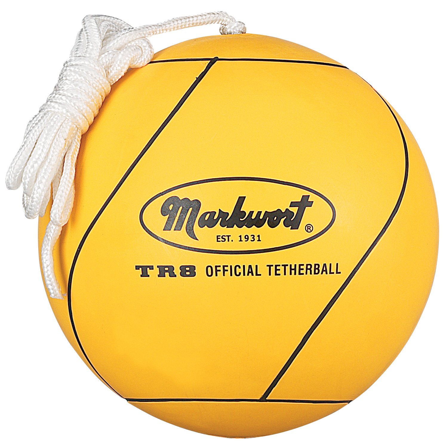 Markwort Official Tetherball (Yellow) by Markwort