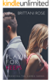 Playing For Keeps (Romancing The Games Book 1)