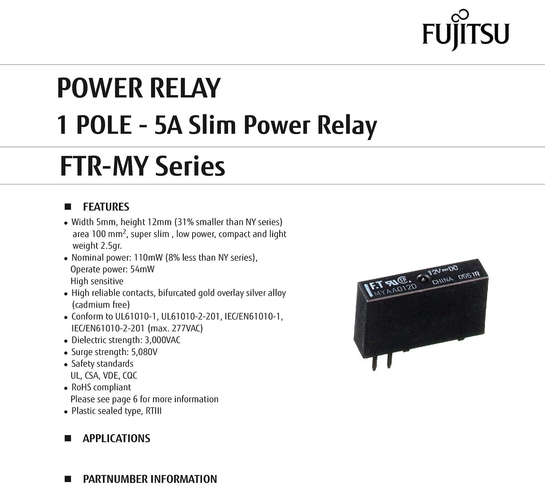 25 items Fujitsu FTR-MYAA024D US Authorized Distributor
