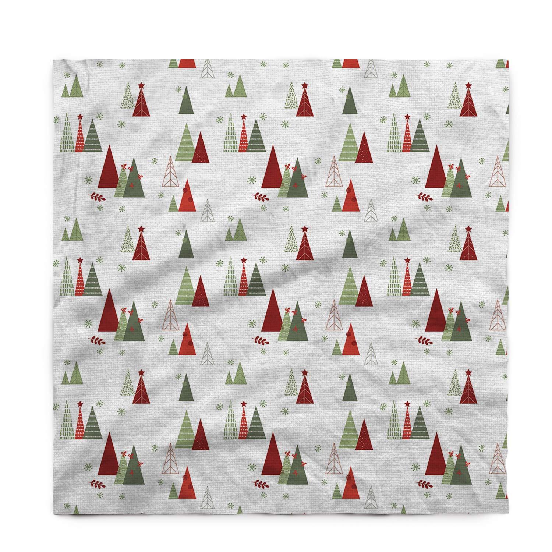 Seven Sunshine コットンリネン テーブルカバー こぼれないテーブルクロス かわいいクリスマスツリー 装飾テーブルクロス キッチン ダイニング 宴会 パーティー パーティー テーブルトップピクニックディナー 54×120inch ZBUFLYX2832B18928-BSCRY00698ZBAGSSE 54×120inch  B07HRMKH4N
