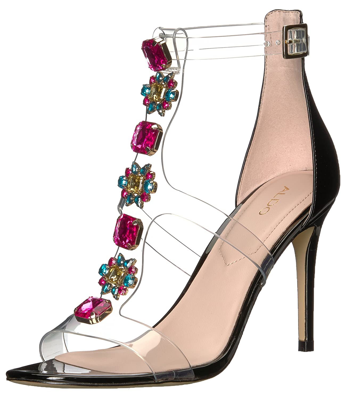 afaa445b67 Amazon.com | ALDO Women's Montesegale Heeled Sandal | Heeled Sandals