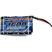Batteria Racingpack 7,2 V//3000 mAh NiMH con connettore T-Plug Carson 500608117