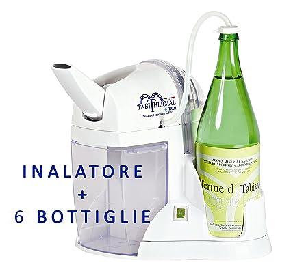 Inalatore Tabiano agua mineral 6 botellas