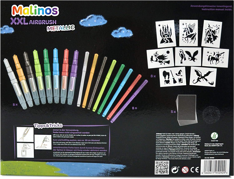MALINOS 300969 XXL Airbrush Metallic